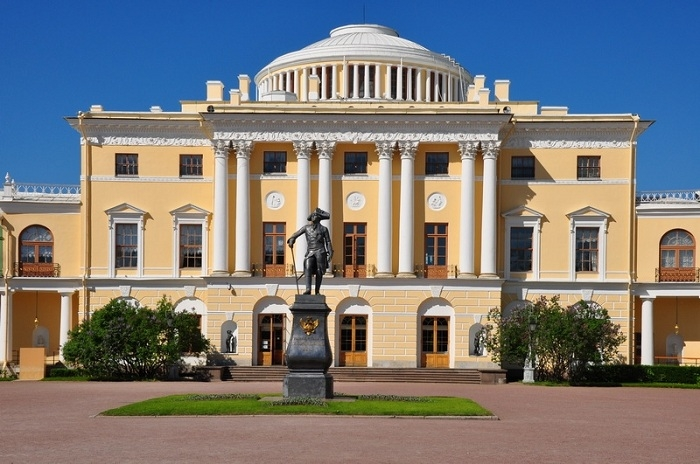 Экскурсия Пушкин, Павловск, Павловский дворец, Екатерининский дворец